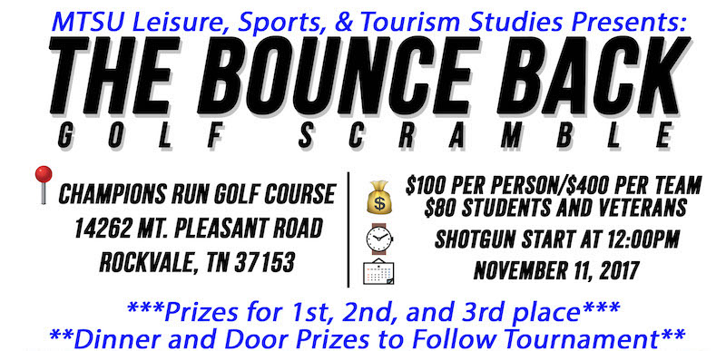 Photo of Bounce Back Golf Scramble