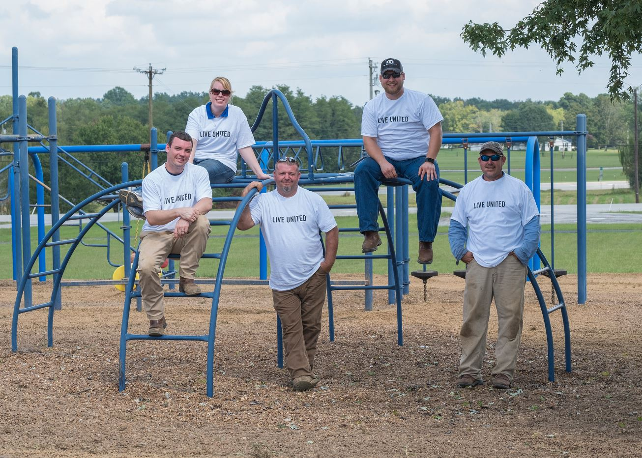 Photo of Local Playgrounds Benefit from Fifth Annual Hometown Huddle