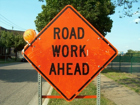 Photo of City Construction Projects for October 1 through October 7