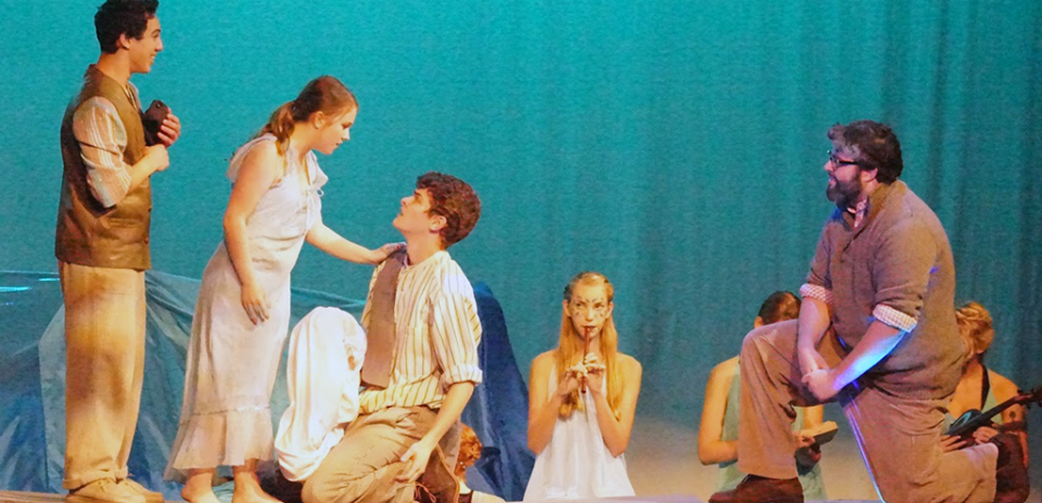 Photo of Rutherford County Schools Hosting All-County Theater Showcase Nov. 2