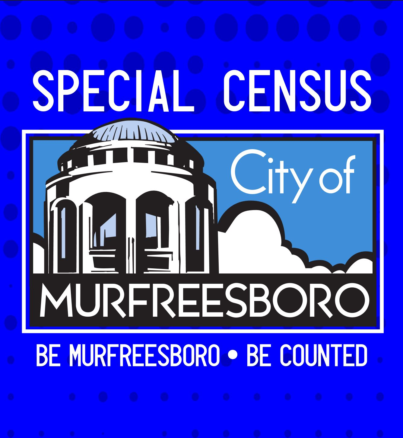 Photo of 'Be Murfreesboro, Be Counted': Special Census available online