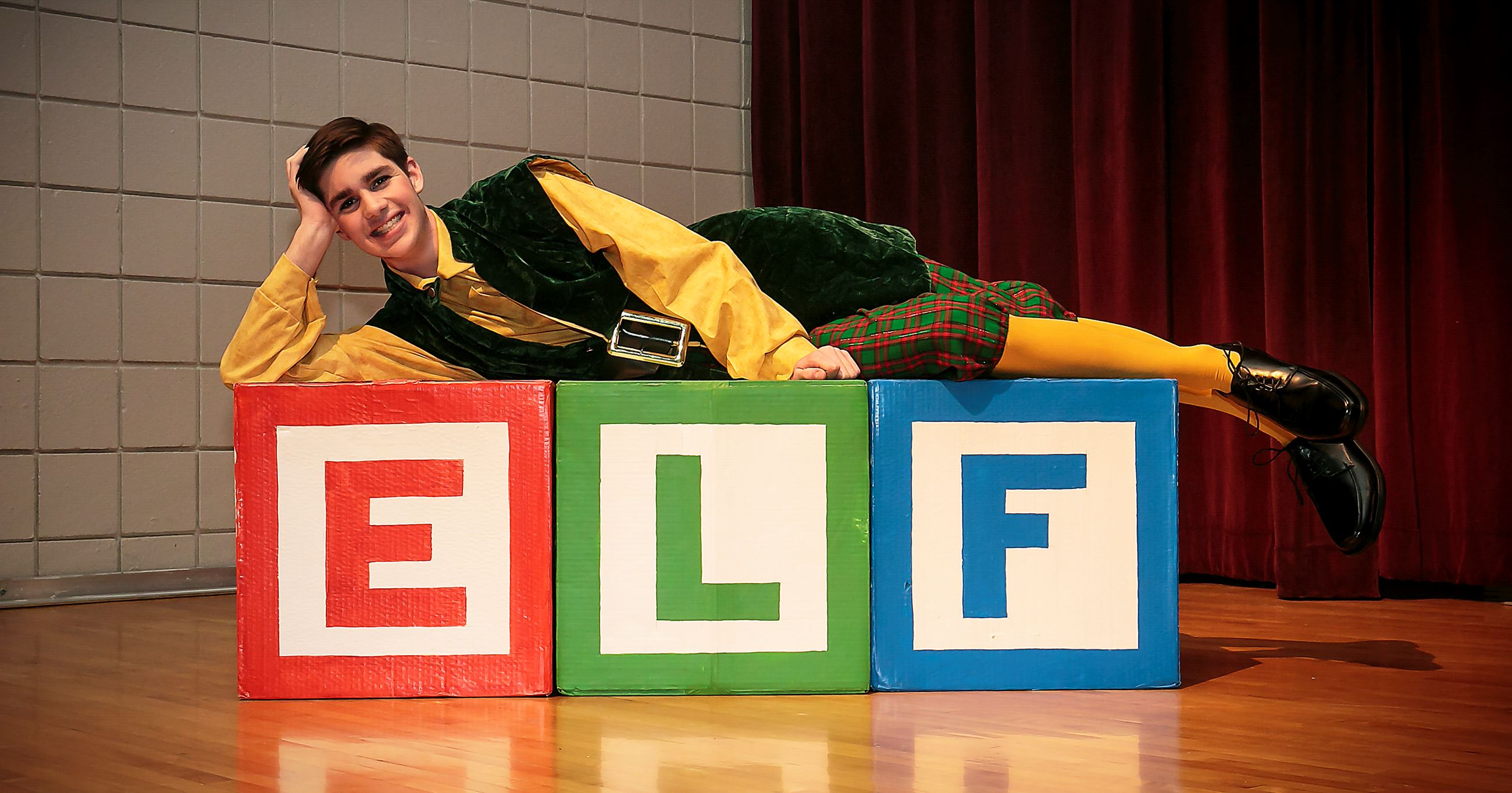 Photo of Perform Murfreesboro Productions- Elf the Musical Jr. SOLD OUT