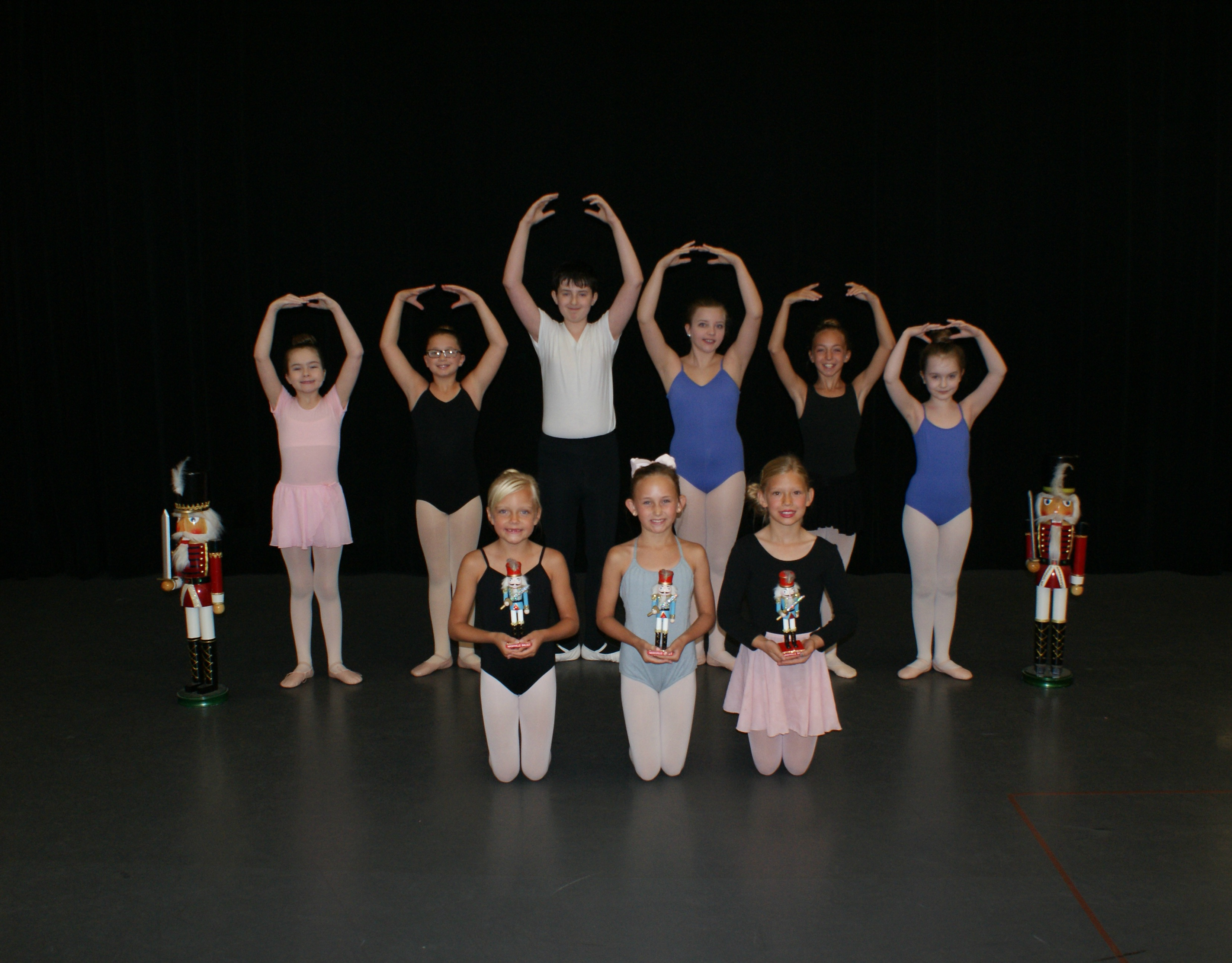 Photo of Young Dancers from Murfreesboro Chosen to Perform in Nashville Ballet's Nashville's Nutcracker