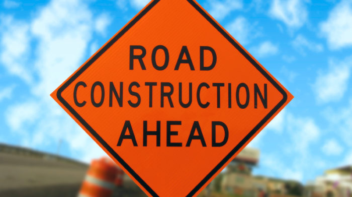Photo of City Construction Projects for December 29 through January 4