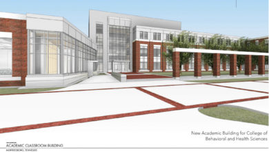 Photo of Governor's budget proposal includes new MTSU academic building