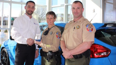 Photo of Ford of Murfreesboro Officer of the Month