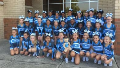 Photo of MCS Cheer Team is headed to Disney