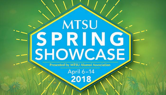 2018 MTSU Spring Showcase
