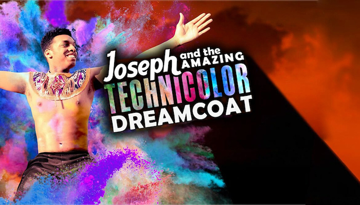 """""""Joseph and the Amazing Technicolor Dreamcoat,"""" featuring freshman Caleb Mitchell in the lead role, will be performed April 5-8 in MTSU's Tucker Theatre. Curtain times are 7:30 p.m. Thursday-Saturday, April 5-7, and 2 p.m. Sunday, April 8."""