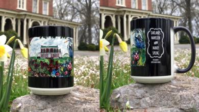 Oaklands Color Changing Mug