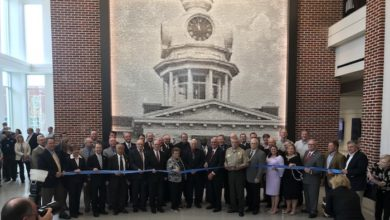 Ribbon Cutting and Open House for the Rutherford County Judicial Center