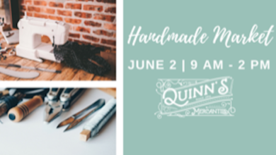 Second Annual Handmade Market