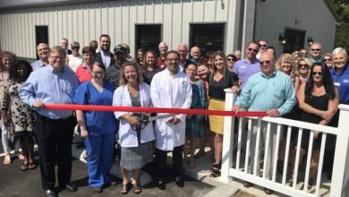 Ribbon Cutting for Rockvale Family Practice