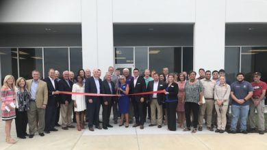 Ribbon Cutting for Second Harvest Food Bank