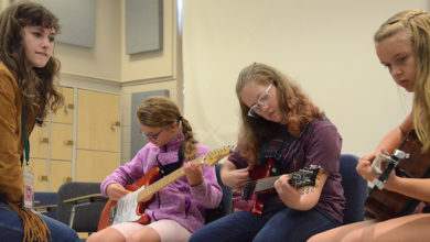 Southern Girls Rock Camp