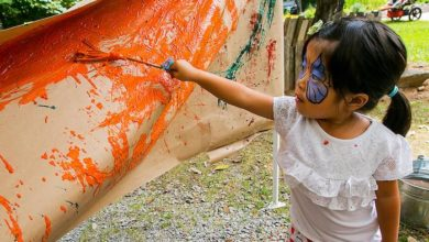 Photo of Wild Arts Day at Barfield Crescent Park