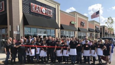 Ribbon Cutting for Blaze Pizza