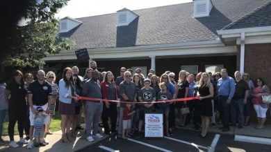 Ribbon Cutting for Relocation for Premier Home Inspection, LLC