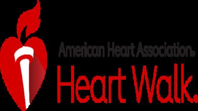 American Heart Association Rutherford Heart Walk