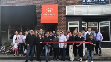 Photo of Ribbon Cutting for NextHome Music City Realty