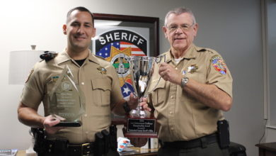 Photo of Sheriff's Office wins top safety awards
