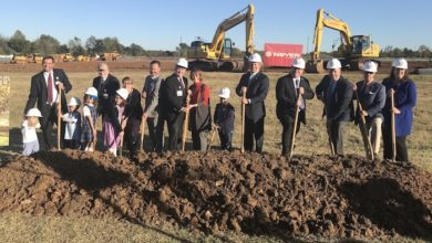 Photo of Groundbreaking Ceremony for Monroe Carell Jr. Children's Hospital at Vanderbilt