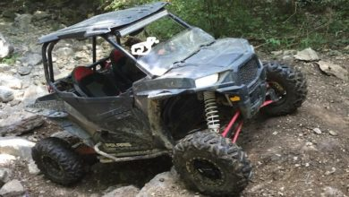 Photo of Reward for stolen UTV