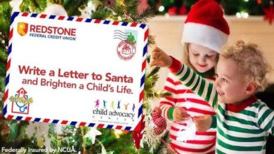 "Photo of Child Advocacy Center Announces ""Letters to Santa"" Campaign"
