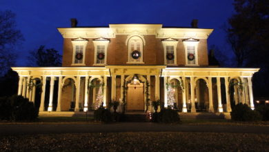 Photo of Oaklands Mansion Announces Homes Featured on the 2019 Christmas Candlelight Tour of Homes