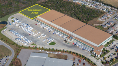 Photo of Interstate Warehousing Expanding Murfreesboro Facility