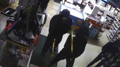 Photo of Crowbar burglars target businesses in Murfreesboro