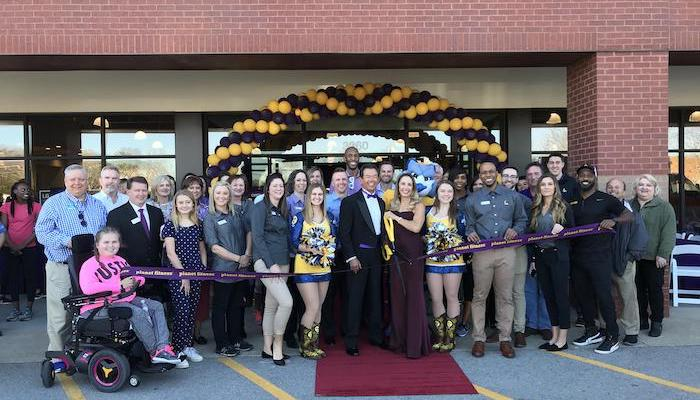 Ribbon Cutting for Planet Fitness - Murfreesboro South