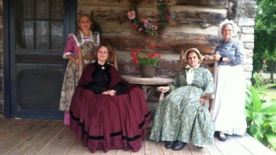Photo of 43rd Annual Pioneer Day at Cannonsburgh Village