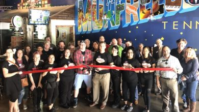 Ribbon Cutting for Nick Newton's / Spinelli's Pizzeria