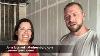 Photo of CycleBar to open in August