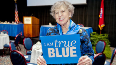 Photo of Alumna, advocate Liz Rhea known for MTSU, community philanthropy