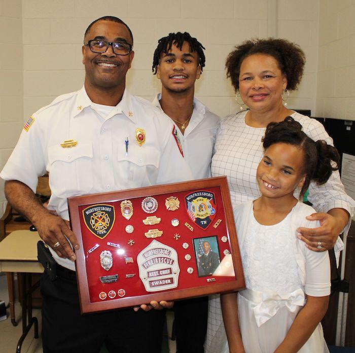 Allen Swader family shot