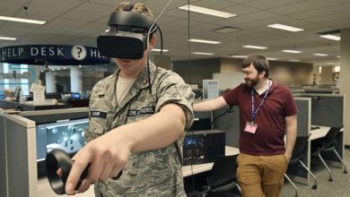 Photo of Civil Air Patrol cadets experience E-Tech academy at MTSU