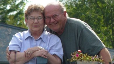 Photo of Phyllis Eileen Bloomer obituary