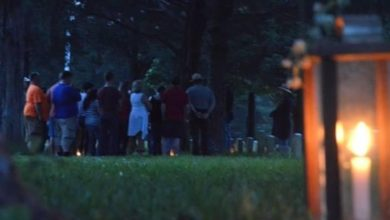 Photo of Hallowed Ground: A Lantern Tour of Stones River National Cemetery