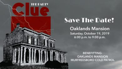 Photo of Oaklands Mansion Hosts Clue Party