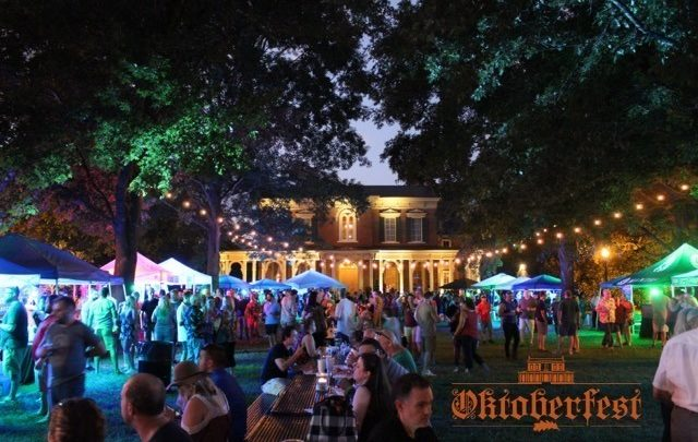 Photo of Oktoberfest at Oaklands Mansion