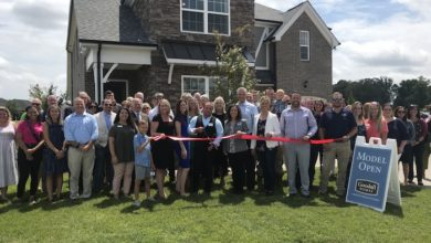 Photo of Ribbon Cutting for Goodall Homes – The Reserve at Marymont