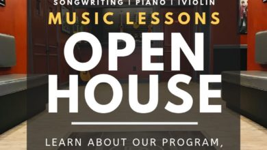 Photo of Today is the Open House at Ridenour Academy for Music Lessons.