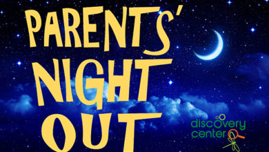 Photo of Parents Night Out at Discovery Center