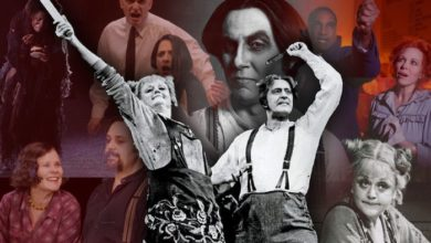 Photo of Sweeney Todd at the Center for the Arts