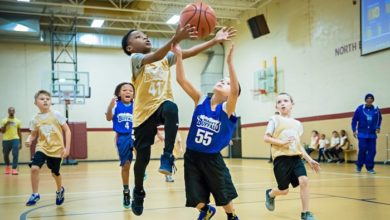 Photo of Youth Basketball Signups begin October 1