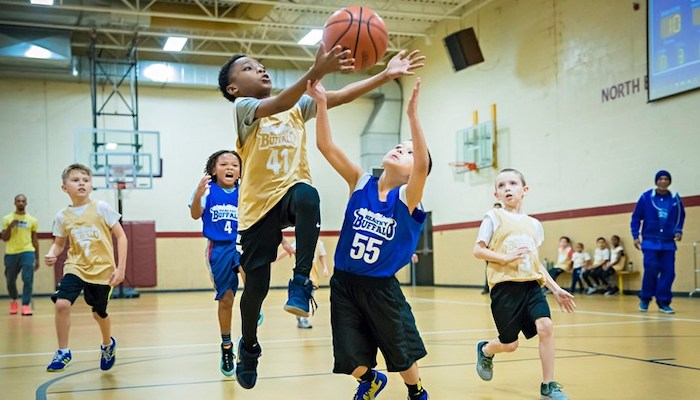 Youth League Basketball