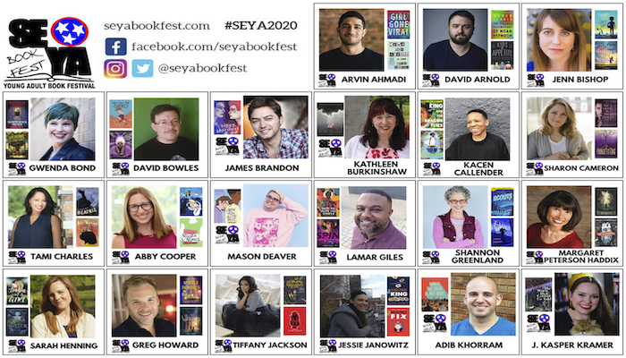2020 Authors SE-YA Book Festival