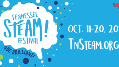 Photo of Tennessee STEAM Festival starts Friday